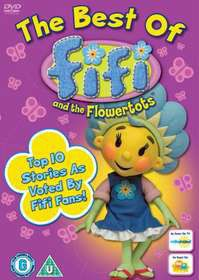 Fifi & the Flowertots - The Best of - (Import DVD)