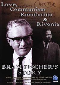 Bram Fischer - Love, Communism, Revolution and Rivonia - (DVD)