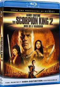 The Scorpion King 2 - Rise Of A Warrior (Blu-ray)