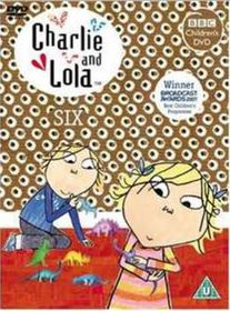 Charlie and Lola: Six (Import DVD)