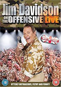 Jim Davidson: On the Offensive - Live (DVD)