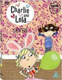 Charlie and Lola: Seven (Import DVD)