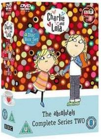 Charlie and Lola: The Absolutely Complete Series 2 (Import DVD)
