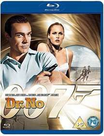Dr No (Blu-ray)