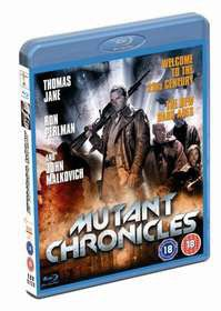 Mutant Chronicles (Blu-ray)