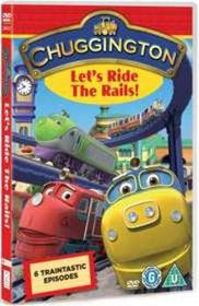 Chuggington: Let's Ride The Rails (DVD)