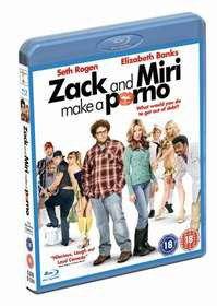 Zack & Miri Make A Porno (Blu-ray)