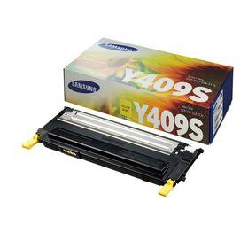 Samsung Yellow Toner - CLTY409S