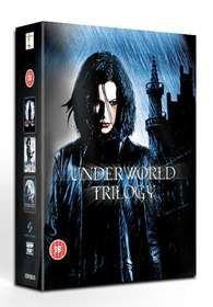 Underworld 1-3 (Blu-ray)