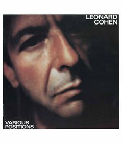 Cohen Leonard - Various Positions (CD)