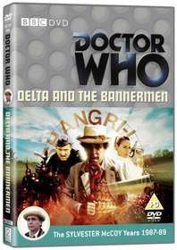 Doctor Who: Delta and the Bannermen - (Import DVD)