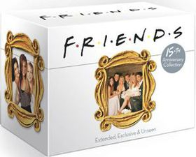 Friends - Season 1-10 Complete Collection (15th Anniversary) (DVD)