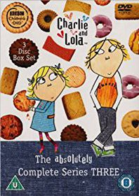 Charlie And Lola - The Absolutely Complete Series 3 Box Set (DVD)