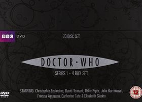 Doctor Who - Series 1-4 Box Set (DVD)