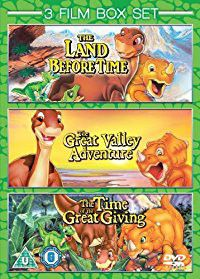 The Land Before Time 1-3 (DVD)