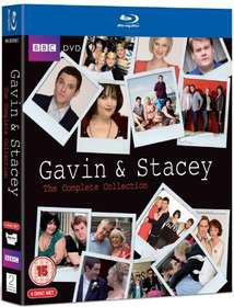 Gavin and Stacy - Series 1-3 And 2008 Christmas Special - (Import Blu-ray Disc)