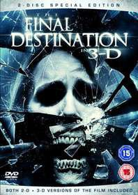 Final Destination 4 3D (DVD)