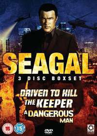 Steven Seagal Triple Pack (DVD)