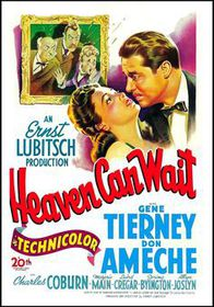 Heaven Can Wait (1943) (DVD)