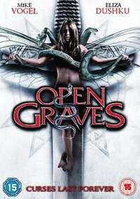 Open Graves (DVD)