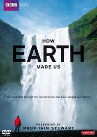 How The Earth Made Us - (Import DVD)
