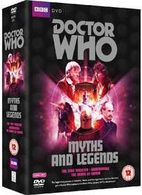 Doctor Who: Myths and Legends - (Import DVD)