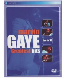 Marvin Gaye - Greatest Hits Live - (Import DVD)