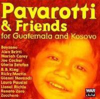 Luciano Pavarotti - Pavarotti & Friends 6 - For Guatemala & Kosovo (CD)