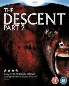 The Descent 2 (Blu-ray)