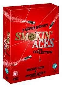 Smokin' Aces / Smokin' Aces 2 - Assassin's Ball (DVD)
