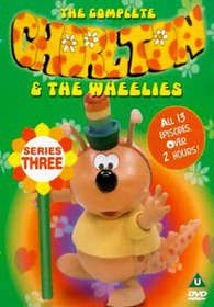 Chorlton and the Wheelies: The Complete Series 3 (DVD)