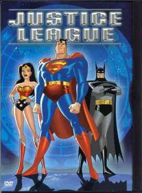 Justice League 1: Secret Origins (DVD)