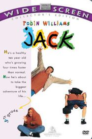 Jack (1996) - (DVD)