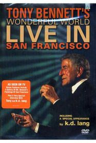 Tony Bennett -  Wonderful World: Live in San Francisco - (Region 1 Import DVD)