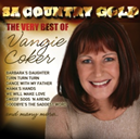 Coker Vangie - S.A.Country Gold (CD)