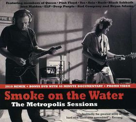 Rock Aid Aremnia - Smoke On The Water: Metropolis Sessions (CD)