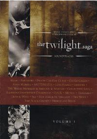 The Twilight Saga - The Music Videos & Performances - Various Artists (DVD)