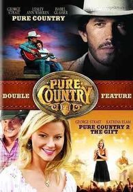 Pure Country/Pure Country 2:Gift - (Region 1 Import DVD)