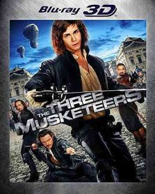 Three Musketeers 3d - (Region A Import Blu-ray Disc)