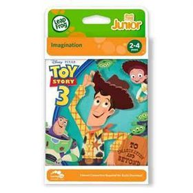 LeapFrog - Tag SW Junior - Toy Story 3