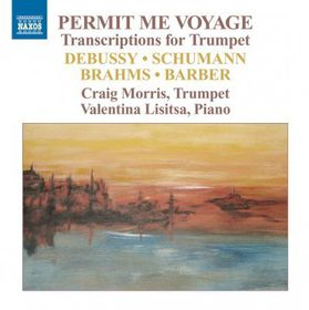 Brian - Permit Me Voyage - Transcriptions For Trumpet (CD)