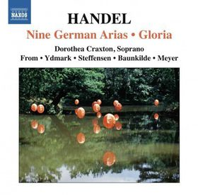 Handel: Nine German Arias/gloria - Nine German Arias / Gloria (CD)