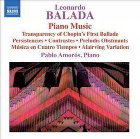 Balada: Piano Music - Piano Music (CD)
