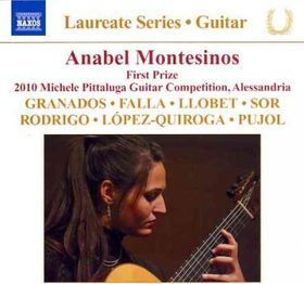 Granados / De Falla / Montesinos, Anabel - Laureate Series (CD)