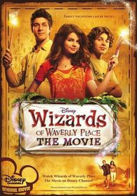 Wizards Of Waverley Place The Movie (DVD)
