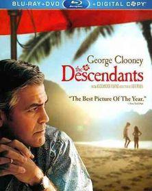 Descendants - (Region A Import Blu-ray Disc)