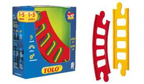 Tolo Toys - First Friends Train Tracks