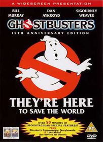Ghostbusters (Collector's Edition) - (DVD)