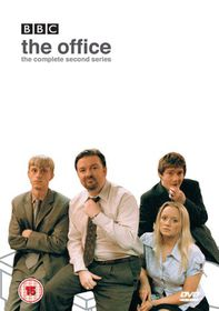 The Office : The Complete Second Series - (DVD)