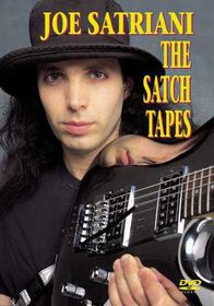 Satch Tapes, The - (Australian Import DVD)